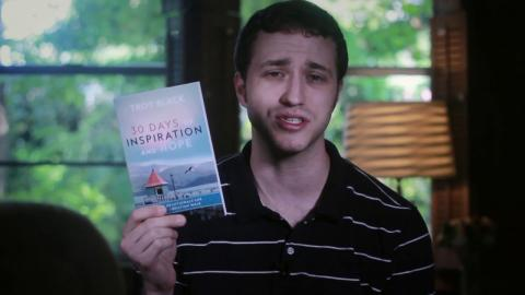 My New Book - 30 Days of Inspiration and Hope | Troy Black