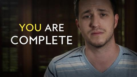 You Are Complete | Troy Black (Christian Vlog)
