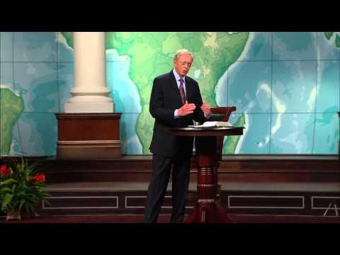 I Am Saved – Now What? – Dr. Charles Stanley