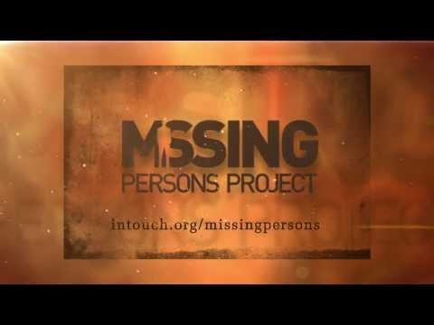 Missing Persons Project: Special Needs