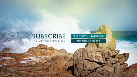 Troy Black Live Stream - Inspire Christian Books