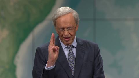 Is Jesus Christ God? – Dr. Charles Stanley
