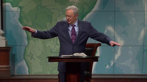 Your Convictions About The Holy Spirit – Dr. Charles Stanley