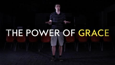 The Power of Grace Illustration