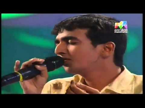 Esho Ezhunallum Ee Nimisham-Bibin Singing Mazavil Manorama HD
