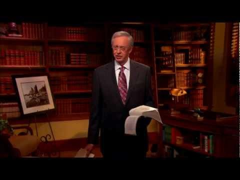 Will God Make Me Holy? (Ask Dr. Stanley)