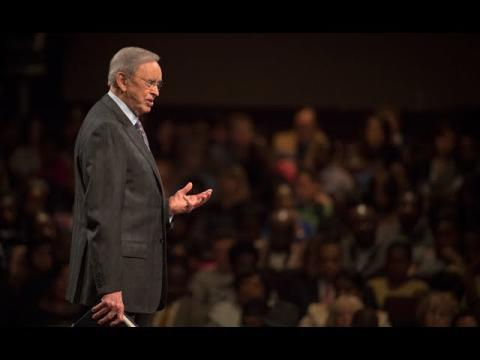 Lessons Learned in the Garden of Eden– Dr. Charles Stanley