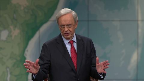 Are You Walking With God – Dr. Charles Stanley