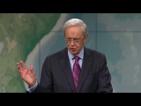 Walking In The Favor Of God – Part Two – Dr. Charles Stanley
