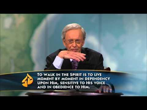 Walking In The Holy Spirit – Dr. Charles Stanley