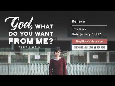 Believe | Christian Sermon