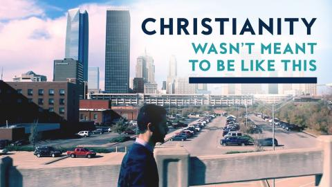 "Christianity Is Not About Doing ""Christian Things"" 