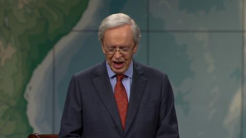 What Ever Happened to Thanksgiving? – Dr. Charles Stanley