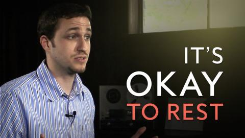 It's Okay To Rest | Christian Vlog by Troy Black