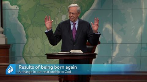 What is the Meaning of Being Born Again?  – Dr. Charles Stanley
