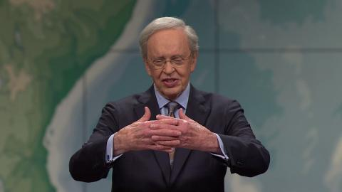 Lessons Learned In The Garden Of Eden – Dr. Charles Stanley