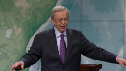 Thanksgiving Every Day – Dr. Charles Stanley