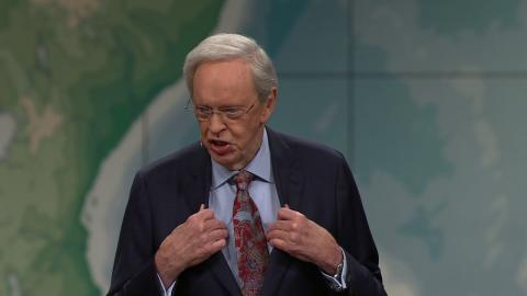 Noah - Blameless Servant Of God – Dr. Charles Stanley