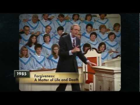 Forgiveness: A Matter Of Life And Death (35 Years Of