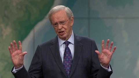 Risen – Mission Accomplished – Dr. Charles Stanley
