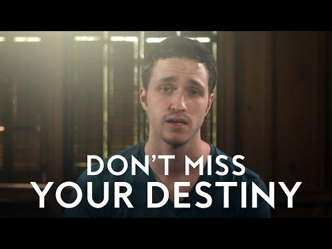 Don't Miss Your Destiny - Troy Black (Christian Vlog)