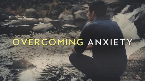 Overcoming Anxiety | Troy Black