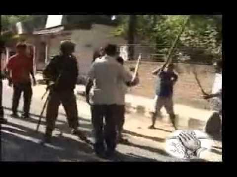 Thandri Bhadanu Telusukune Vaaru Evarunnaru (video Background - Killing Christians In India)